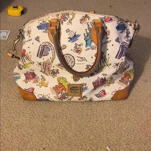 Dooney & Bourke Disney pattern purse!
